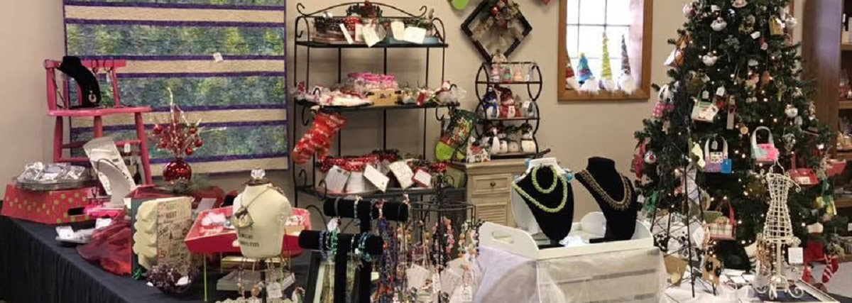 SCCC Artisan Holiday Market and Sweet Shop